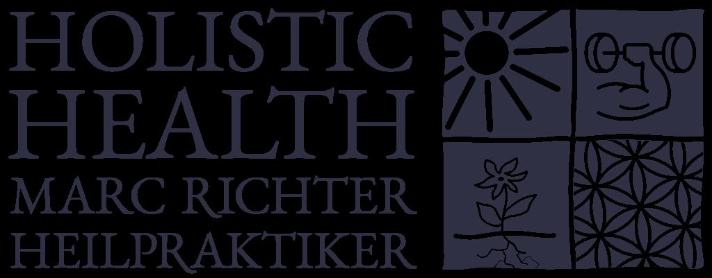 Holistic Health Marc Richter Heilpraktiker Logo