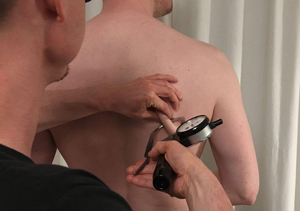 Personal Training Muenchen_Hautfaltenmessung